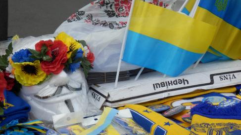 Photos from Maidan: Ukraine's 2014Revolution