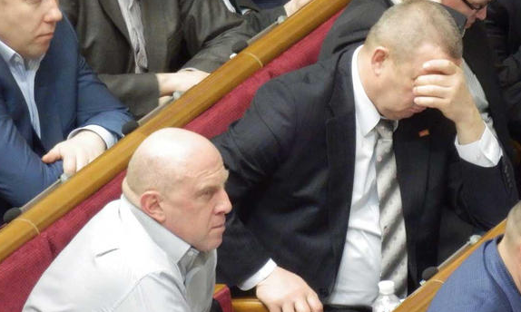 Parliamentary frustration in Ukraine – War in Ukraine