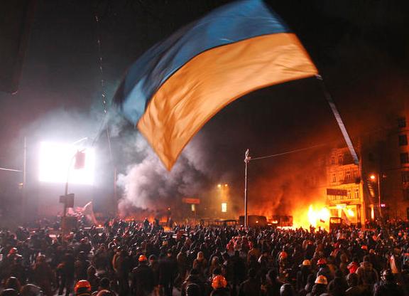 Guest column: Foreign Support inUkraine