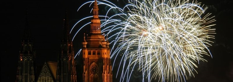 WHERE TO CELEBRATE THE NEW YEAR INPRAGUE
