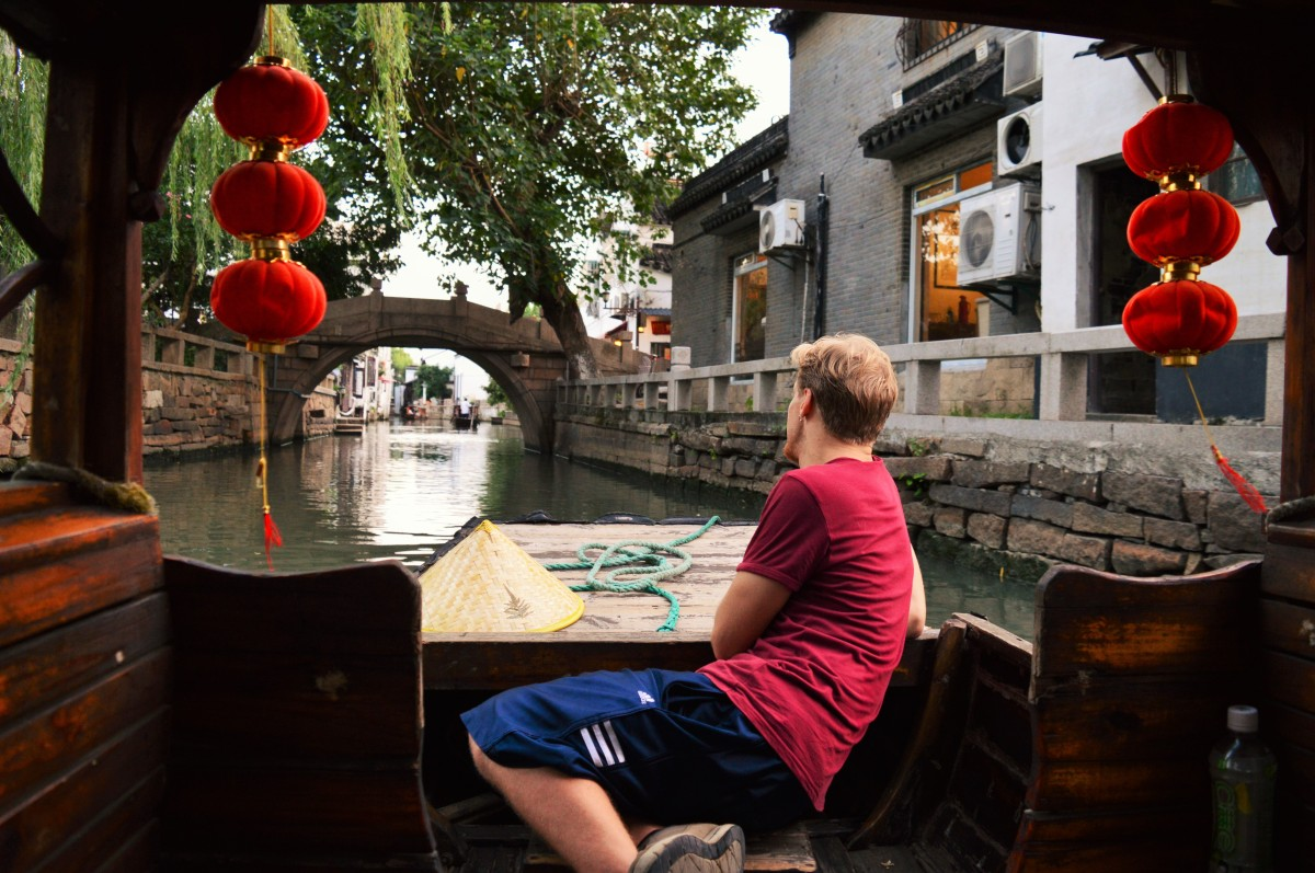 Living in Huaqiao: Leaving for Weekends (GuestPost)