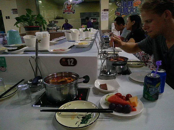Chinese Hot Pot: All You Can Eat