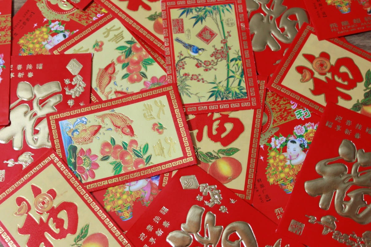 Getting (& Giving) Red Envelopes