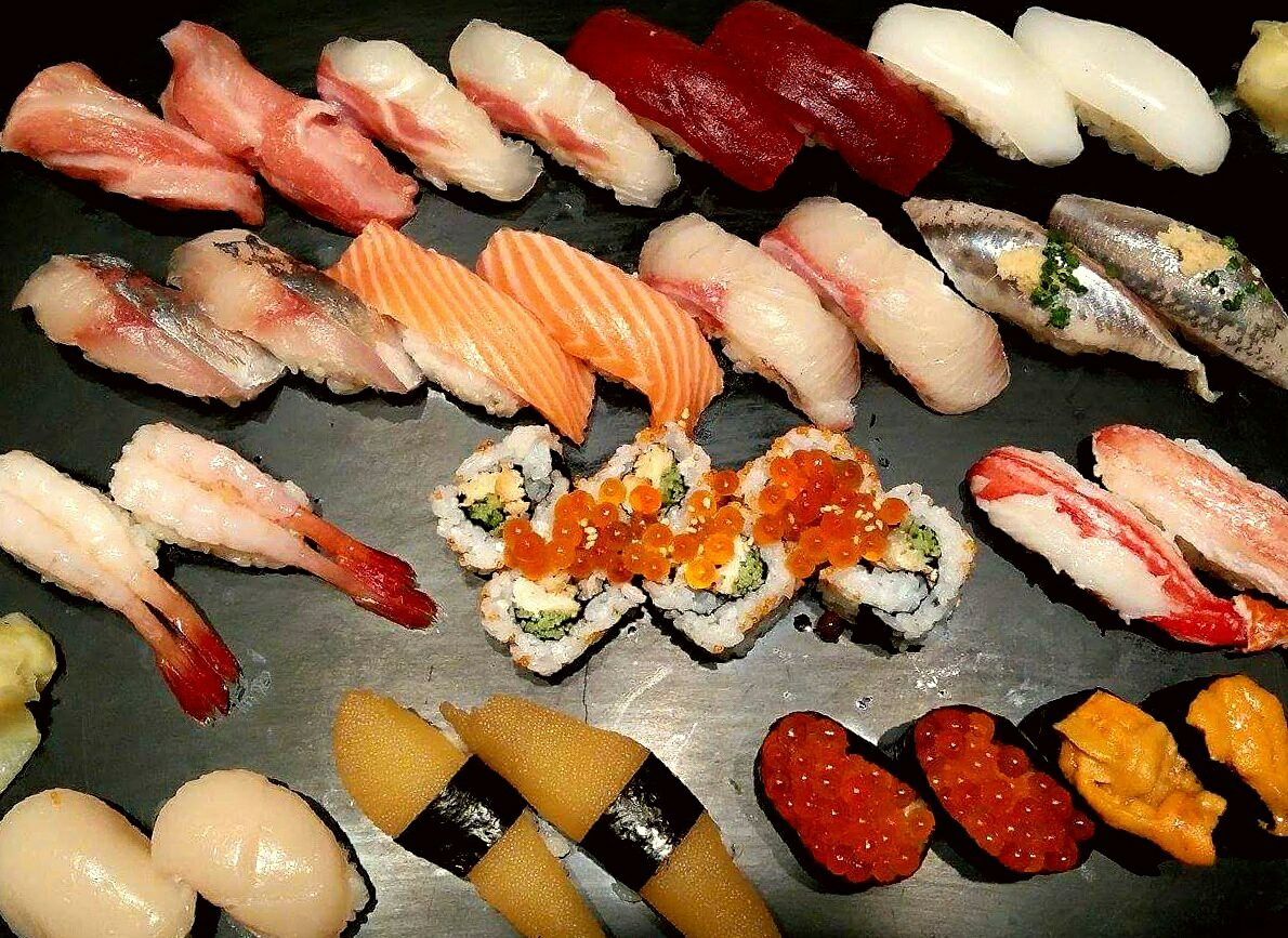 Sushi Drunk: Eating the Best Sushi in the Word
