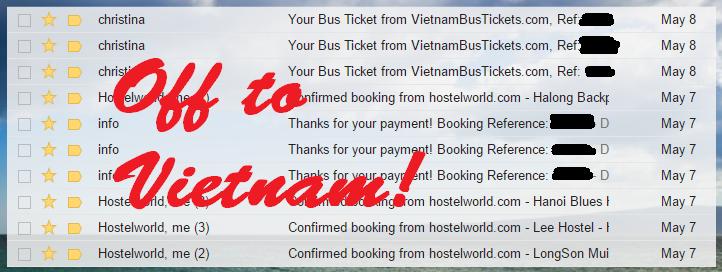 Planning a Trip toVietnam
