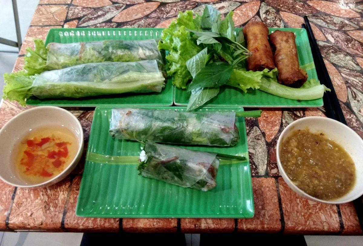 Best Breakfast in Ho Chi Minh: Cơm ChayMani