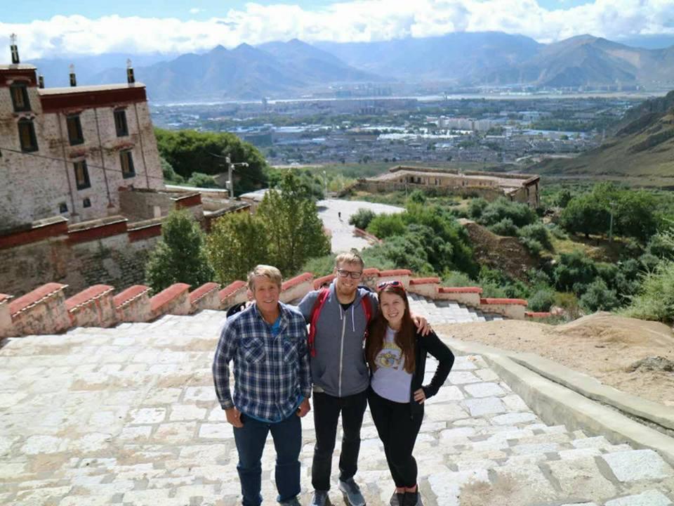 Tibet Adventures: Chapter 2 – LhasaMonasteries