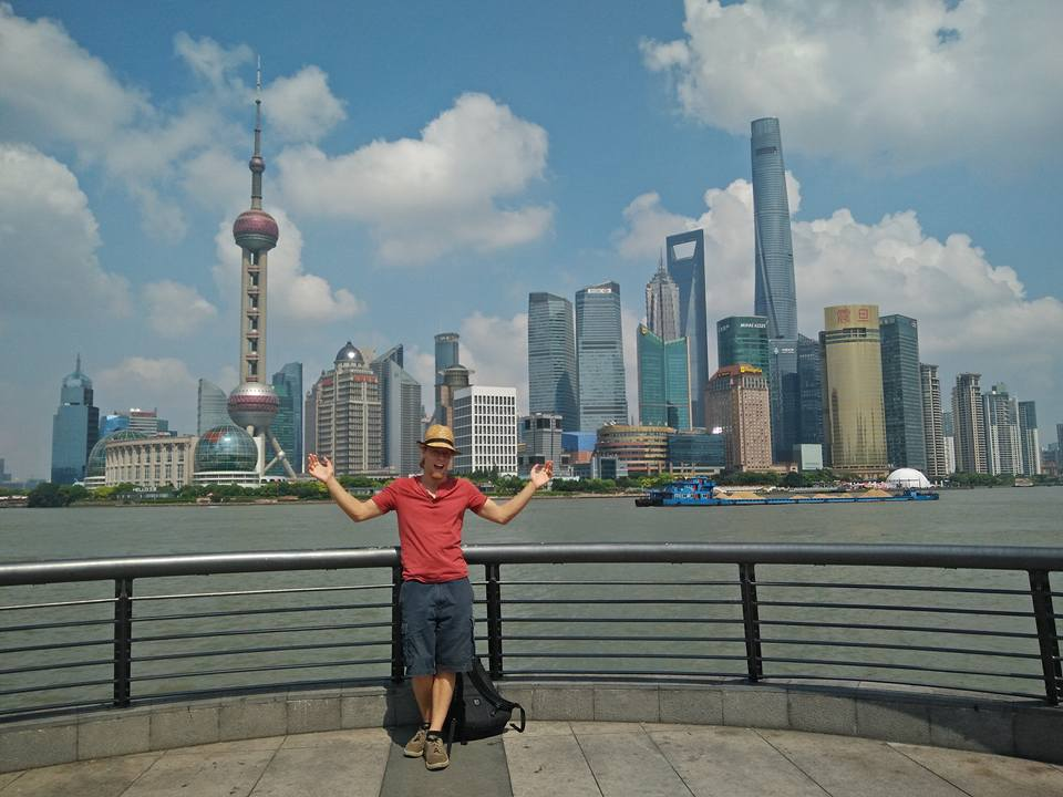 The Second Tallest Building in the World,Shanghai