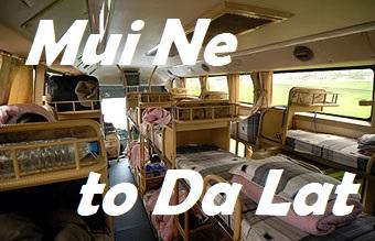 """Worst Bus Ride Ever: Mui Ne to Da Lat """"SleeperBus"""""""