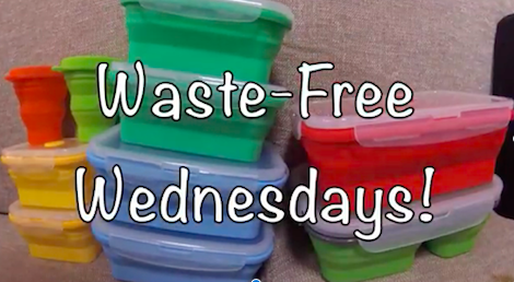 Waste-Free Wednesdays: Intro to Zero-Waste Lifestyle
