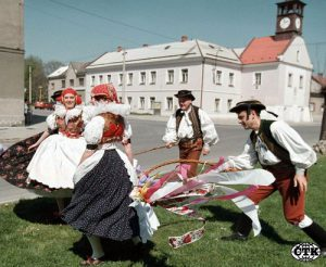 Easter in the Czech Republic