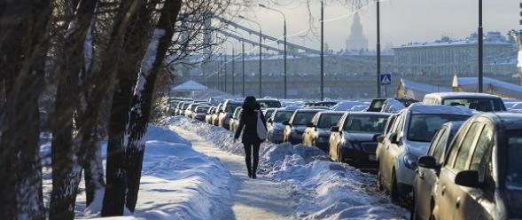 Harsh Russian winds stoke flames of technological innovation