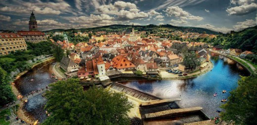 Exploring the CzechRepublic