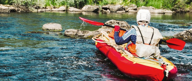 7 Summer Rafting Adventures