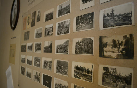 100th Anniversary of WWI – DOX Front Line Exhibition(PHOTOS)