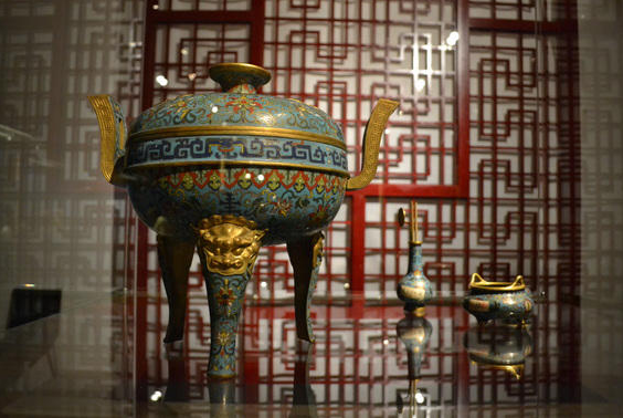The Politics Behind the Chinese Exhibition in Prague2014