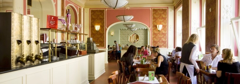 12 PRAGUE CAFÉS OFFERING MORE THAN JUST GOOD COFFEE
