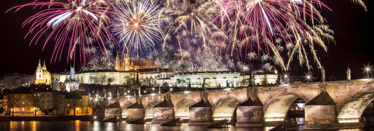 WHERE TO CELEBRATE NEW YEAR'S EVE 2016 IN PRAGUE