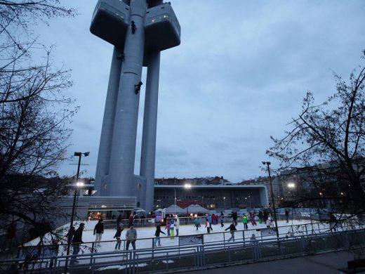 Ice Skating Rinks inPrague