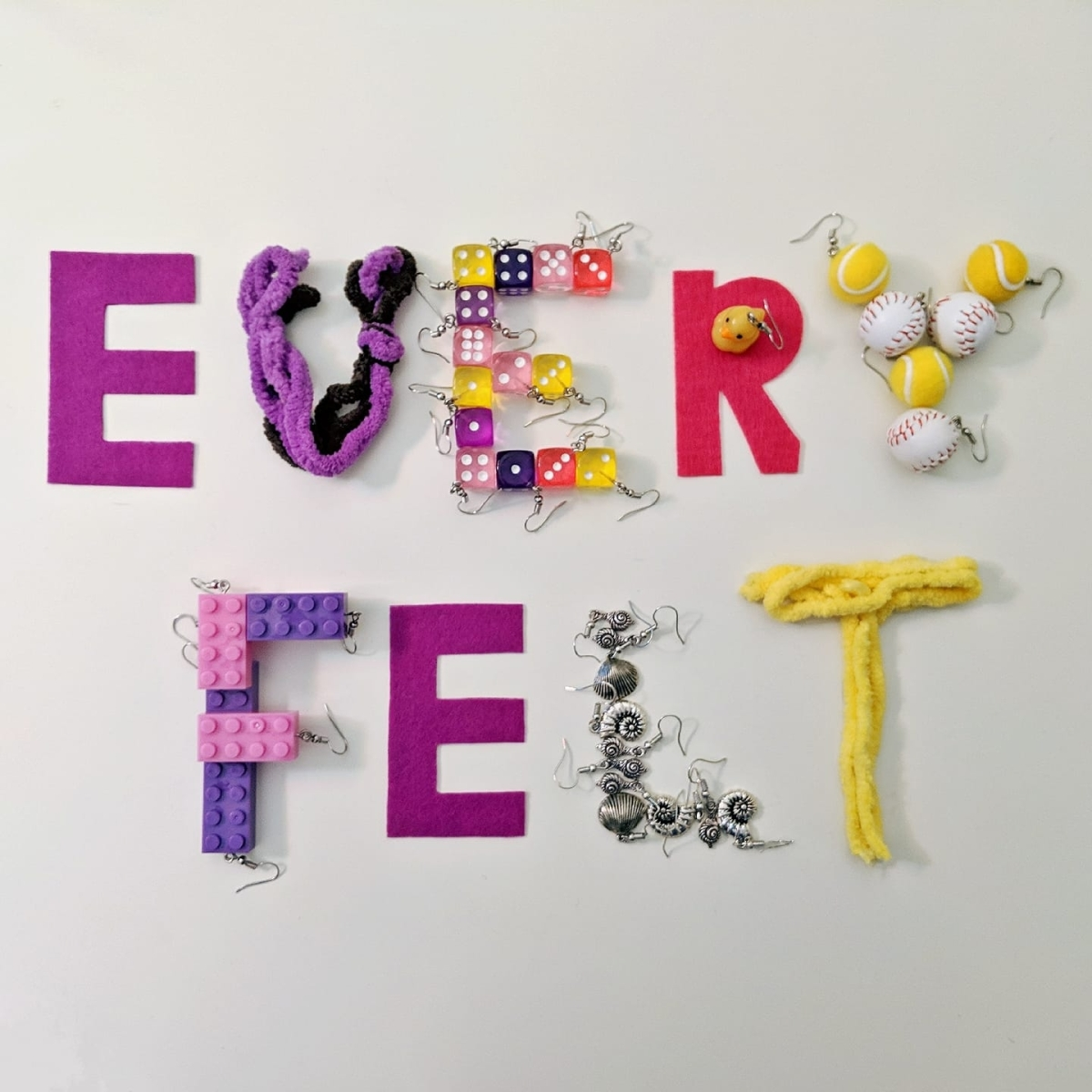 News! I opened an Etsy Store, Everyfelt