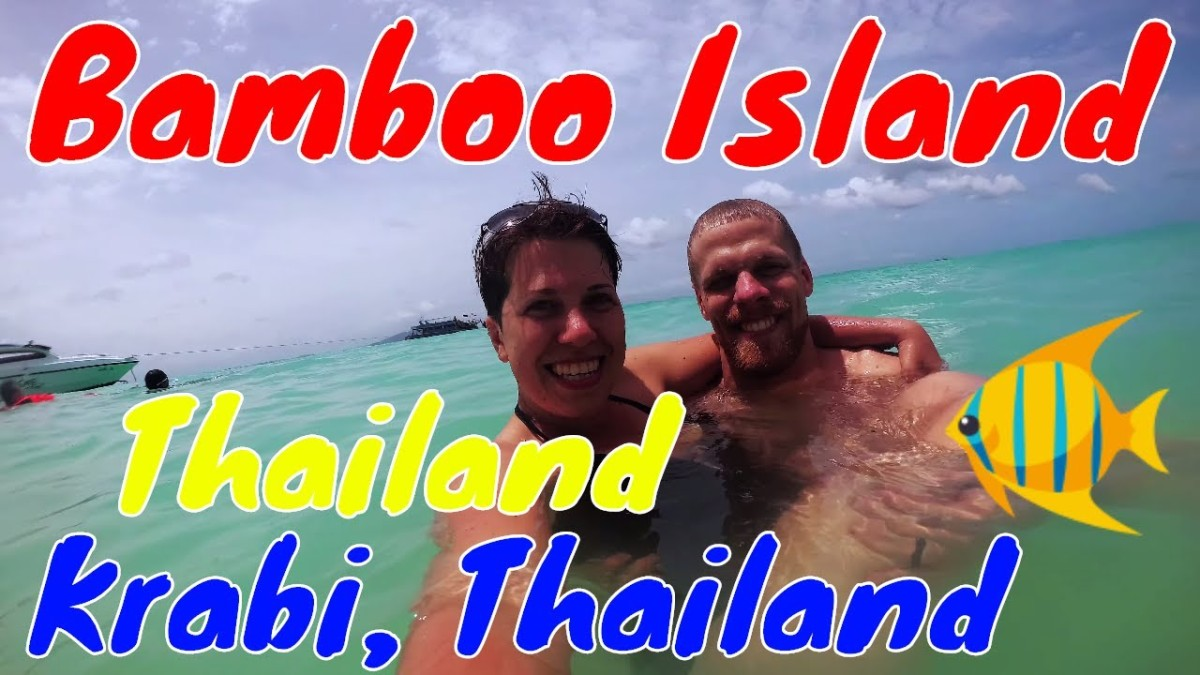 Bamboo Island, Krabi: Thailand 2018 (Video)