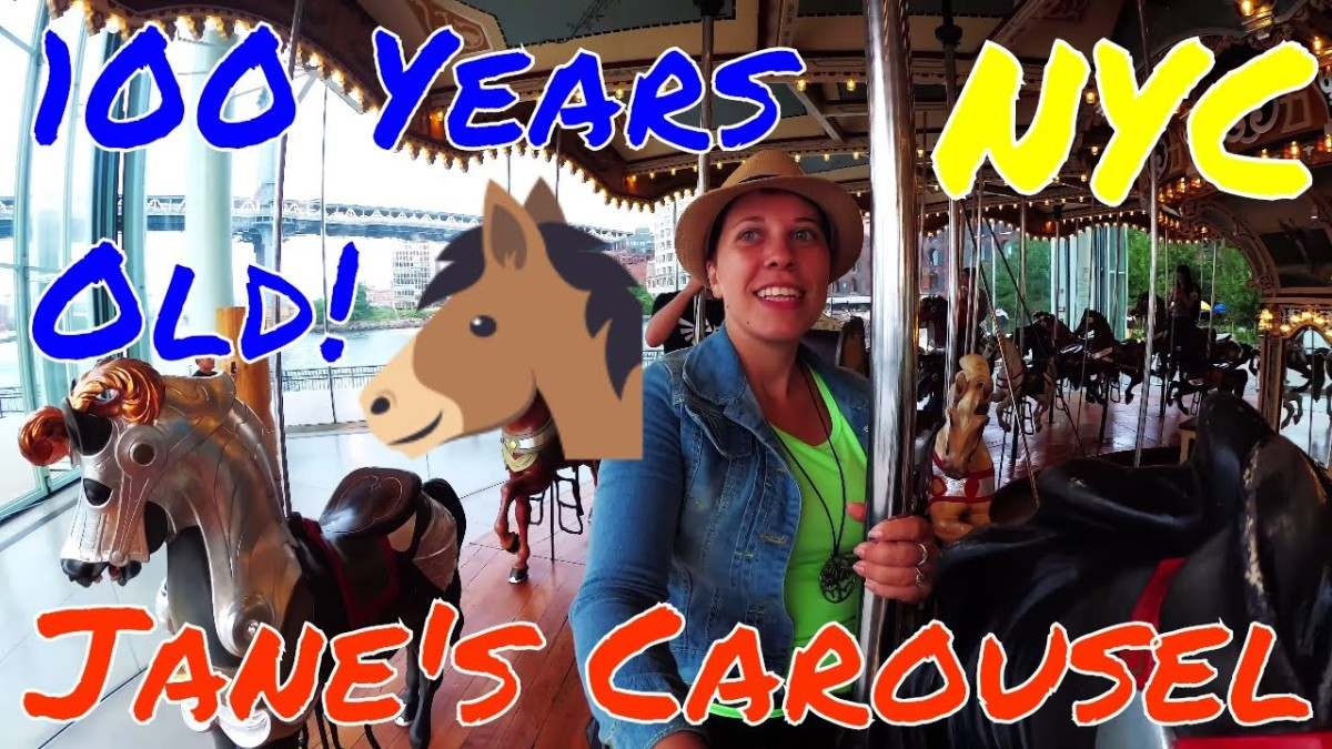 Jane's Carousel: 100 Years in NYC