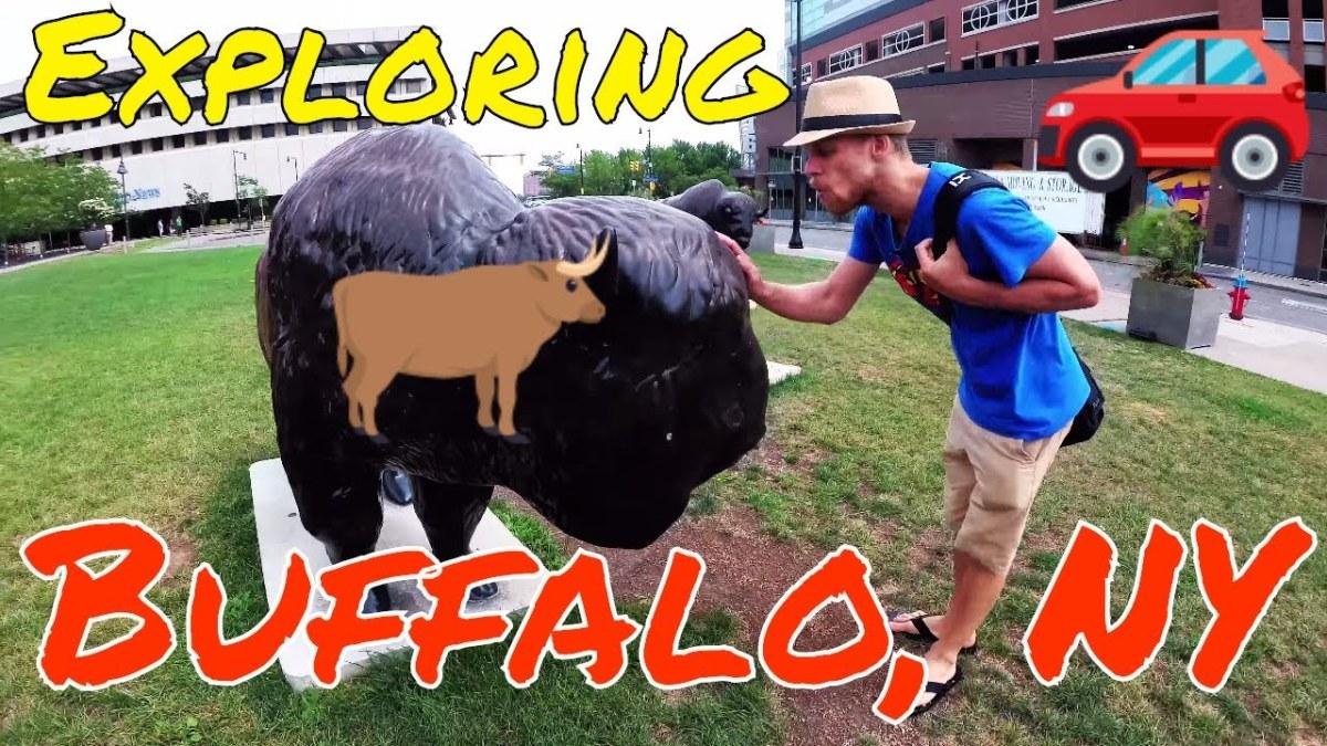 Exploring Buffalo, NewYork
