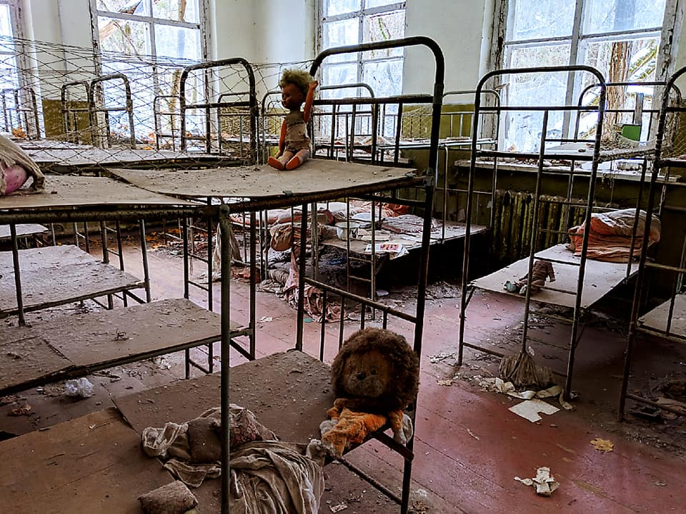 Chernobyl Photos, Ukraine 2018