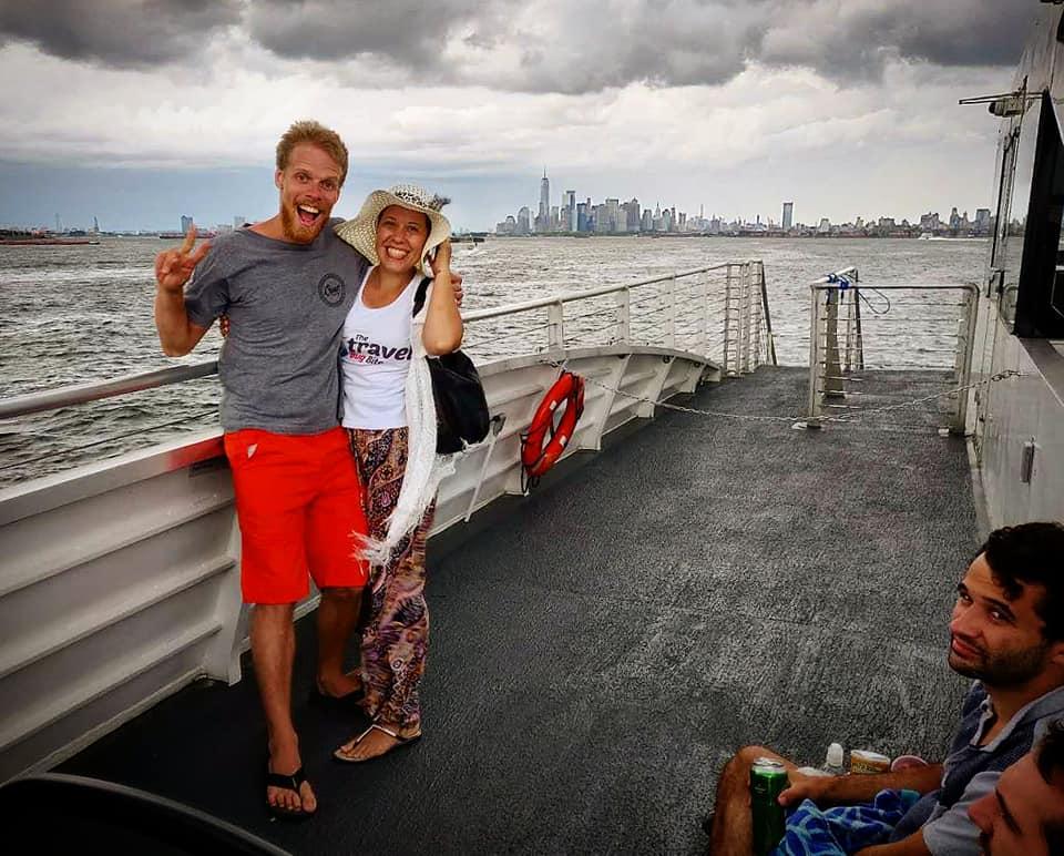 $2.75 Ferry in New YorkCity